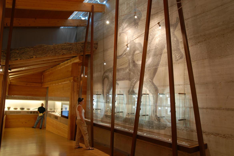 Museo-retico-di-Sanzeno_Credits foto Michelon
