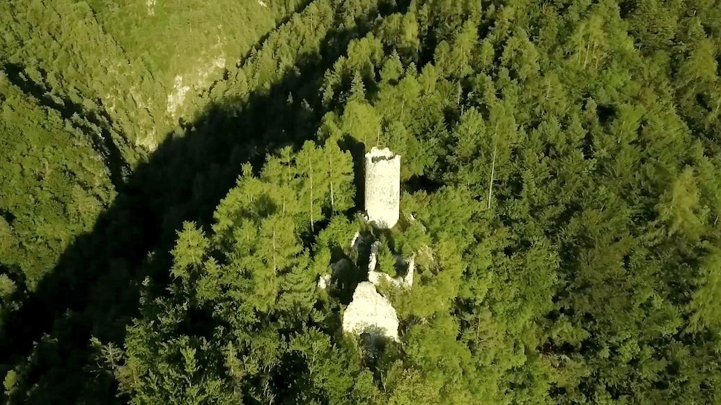 castel san pietro-castelli val di non- Vanni Lesca- ILOVEVALDINON