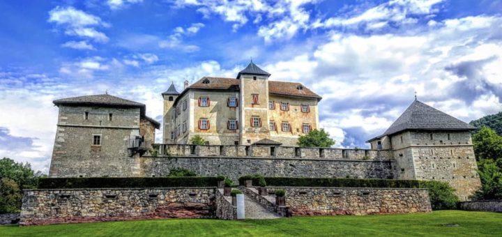 visitare castel thun