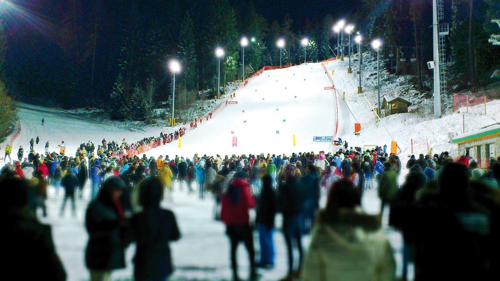 sciare in val di non-val di sole-ski