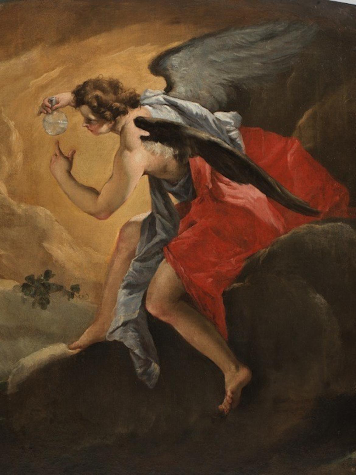 artisti Particolare-dipinto-Francesco-Guardi-a-Vigo-di-Ton