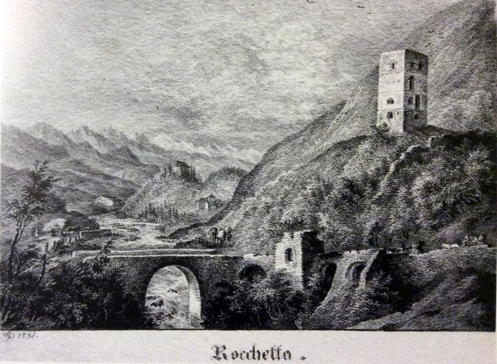 Rocchetta Johanna von Isser Großrubatscher
