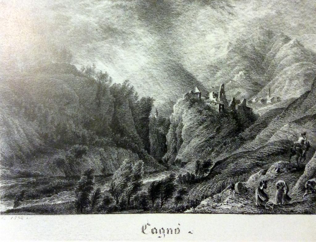 castel cagno' Johanna von Isser Großrubatscher