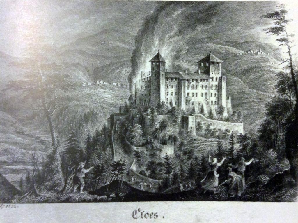 castel clés Johanna von Isser Großrubatscher