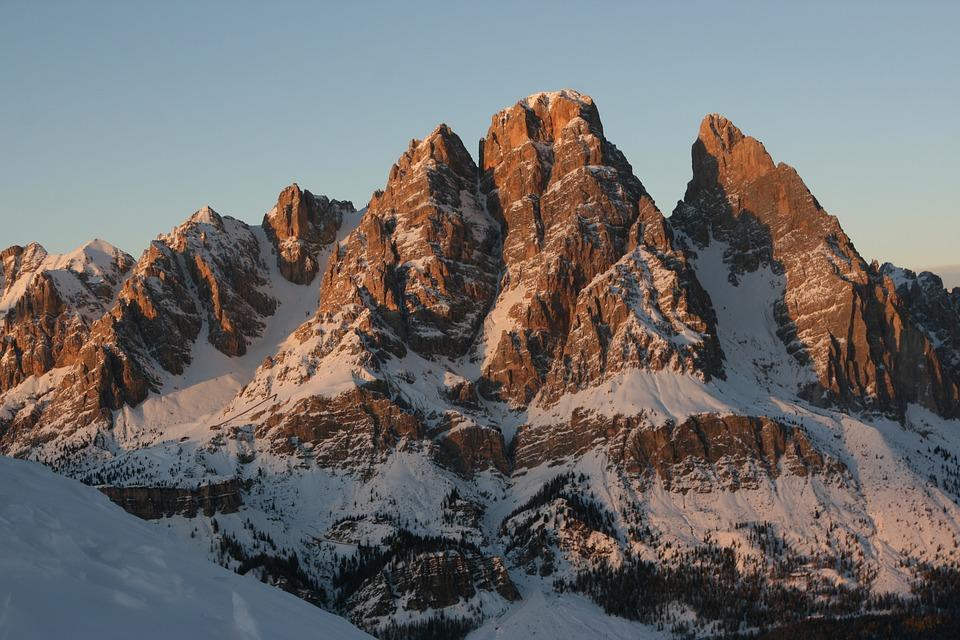 Dolomiti - Monte Cristallo