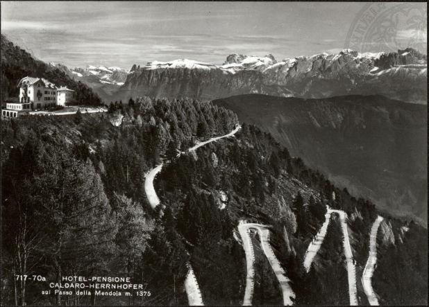 Passo della Mendola 1961 ILOVEVALDINON