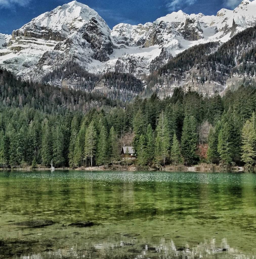 lago di Tovel - foto di Alberto Concini