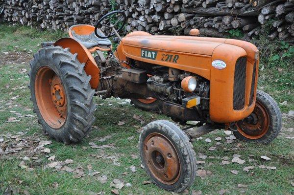 trattori-FIAT 221 R Frutteto- prodotto nel 1964
