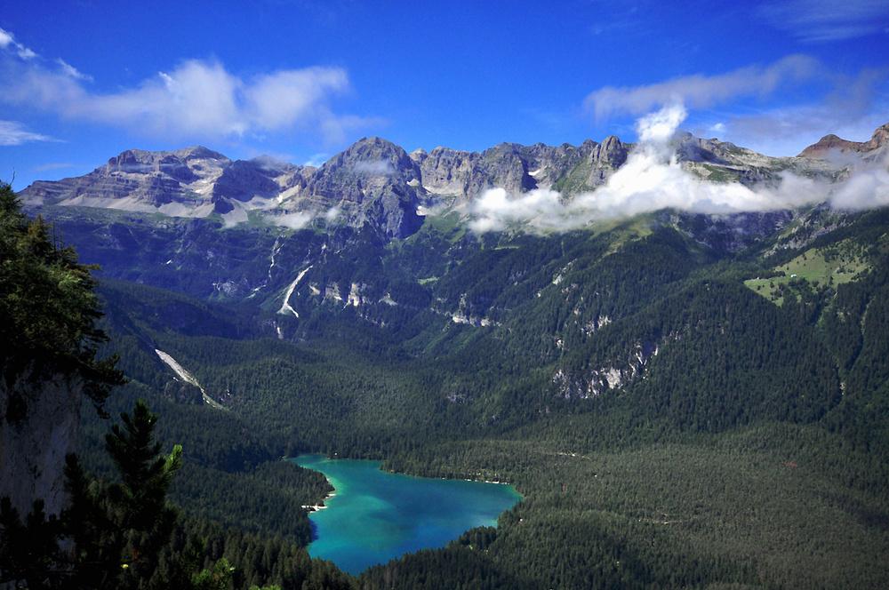 valle tovel e lago maria teresa mosna