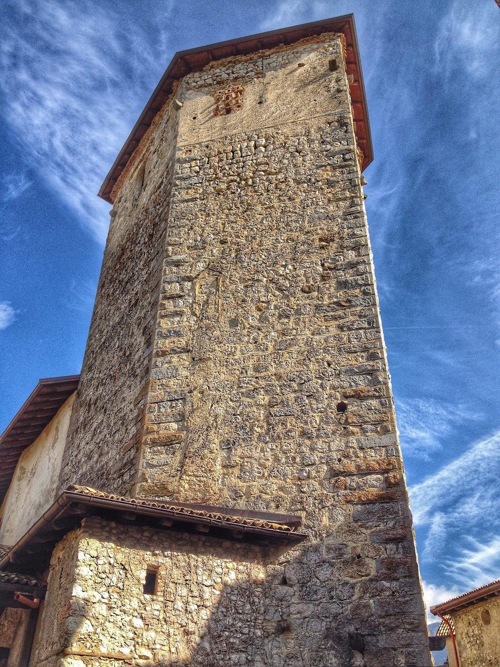 torre di castel Belasi-campodenno