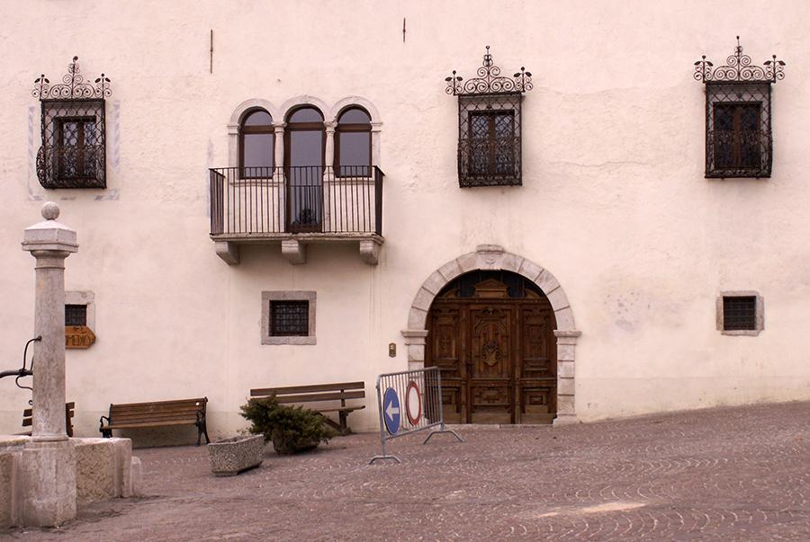 Casa de Gentili Sanzeno