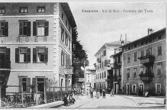 ferrovia Alta Anaunia-Cavareno-Fabio Bartolini ILOVEVALDINON