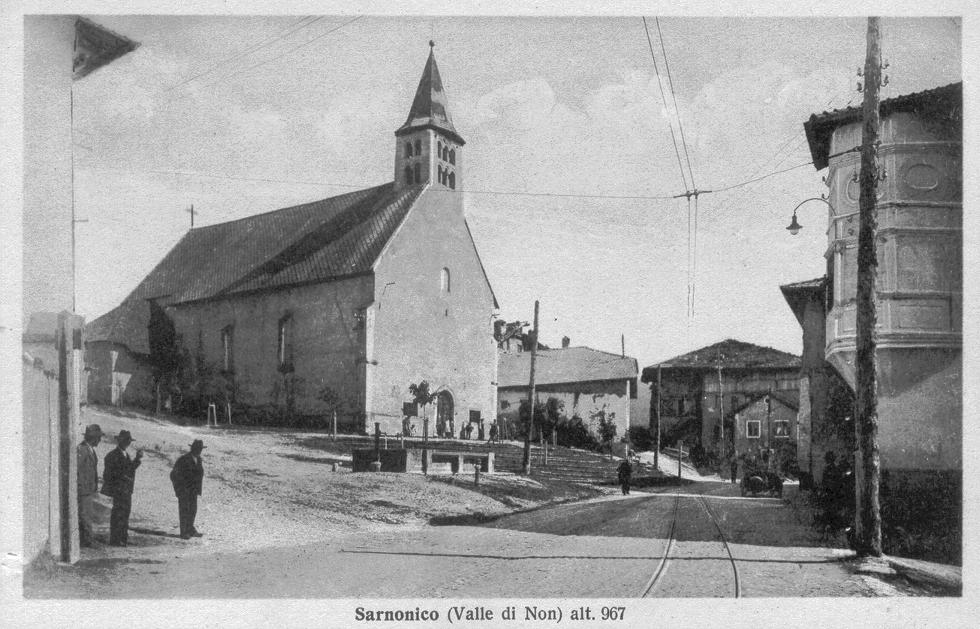 ferrovia Alta Anaunia-Sarnonico- Fabio BArtolini ILOVEVALDINON