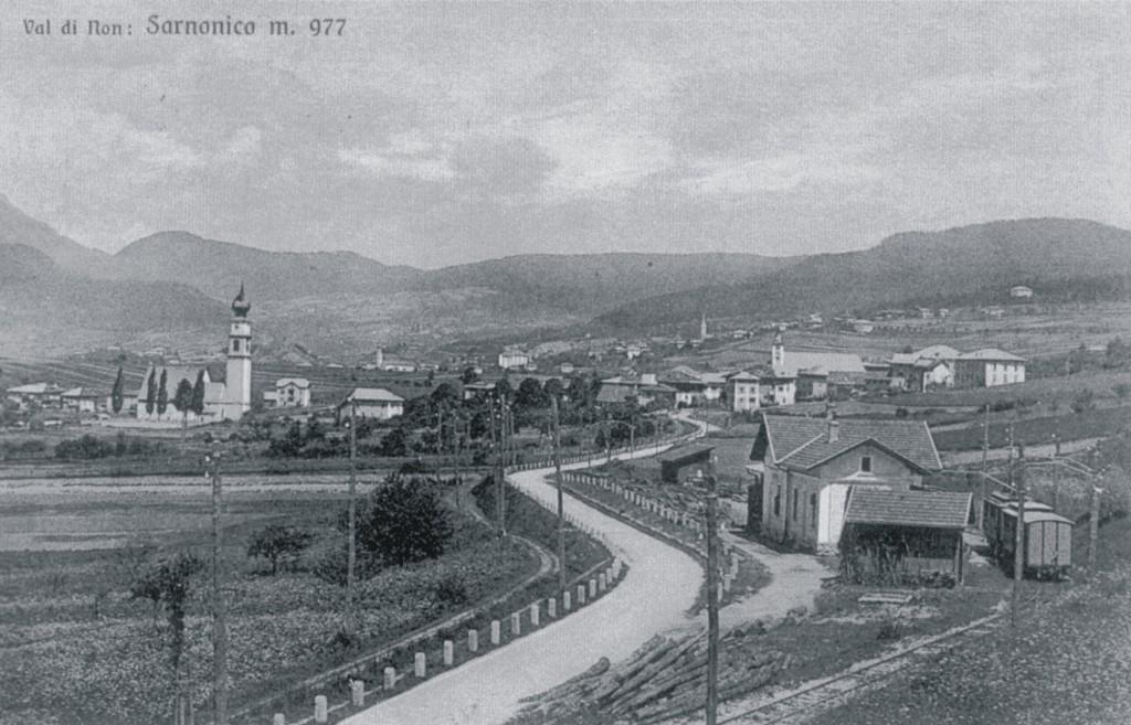 ferrovia Alta Anaunia- Sarnonico- Fabio Bartolini ilovevaldinon