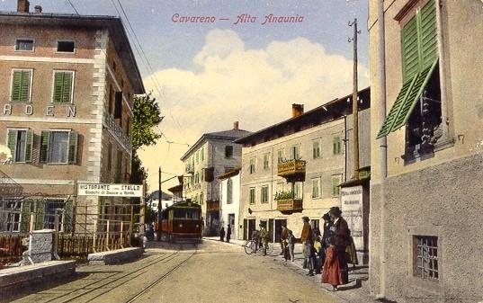 ferrovia Alta Anaunia-cavareno - Fabio Bartolini ILOVEVALDINON