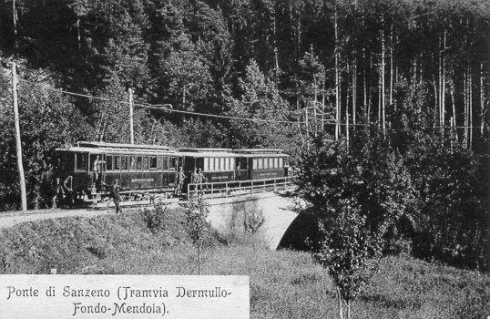 ferrovia Alta Anaunia- ponte Sanzeno- Fabio Bartolini ILOVEVALDINON