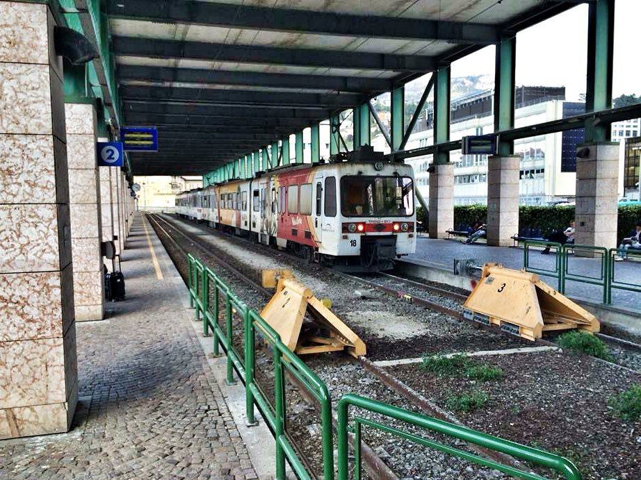 ferrovia Trento Male stazione Trento-Sara Filippi ILOVEVALDINON