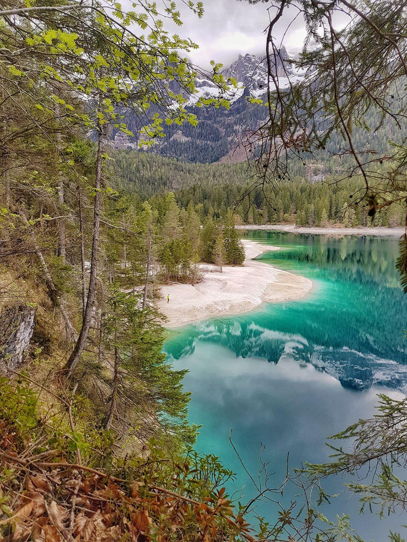 posti romantici lago di tovel alberto concini - i love val di non
