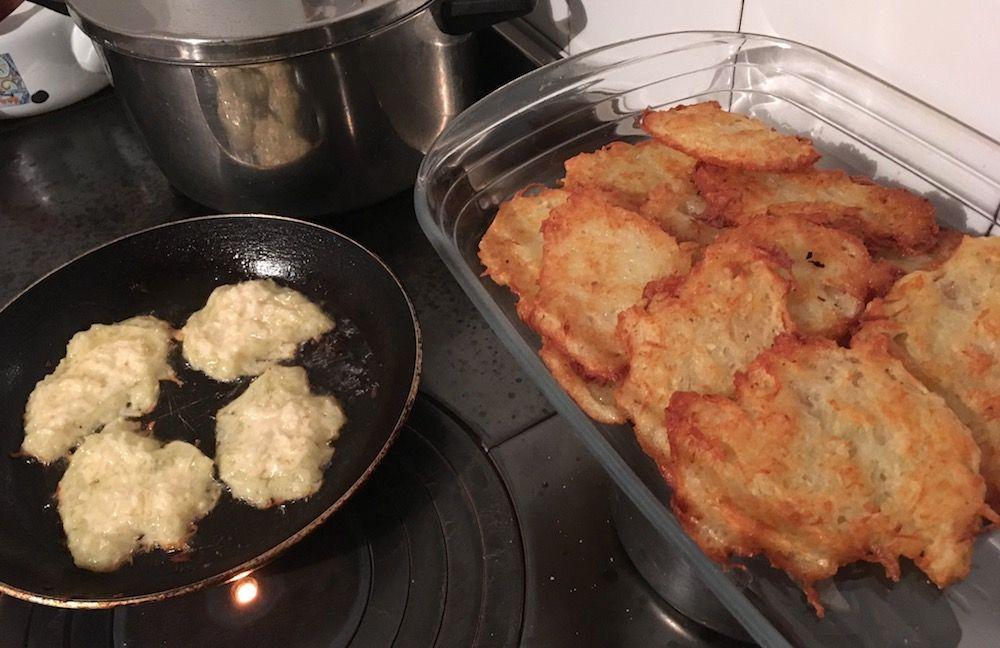 come cucinare i tortei di patate
