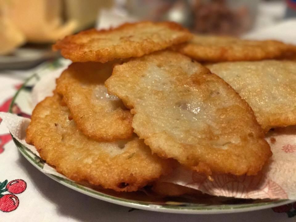 tortei di patate trentino
