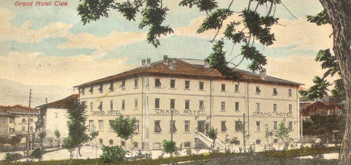 C 39 era una volta il marketing degli hotel in val di non for Castel vasio