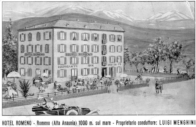 cartoline Val di Non -Romeno - Fabio Bartolini