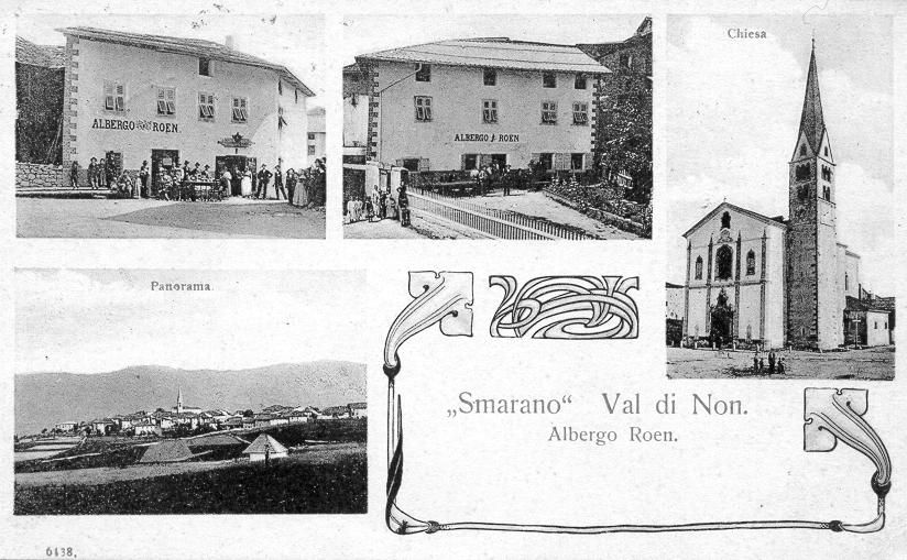 cartoline Val di Non - Smarano- Fabio Bartolini