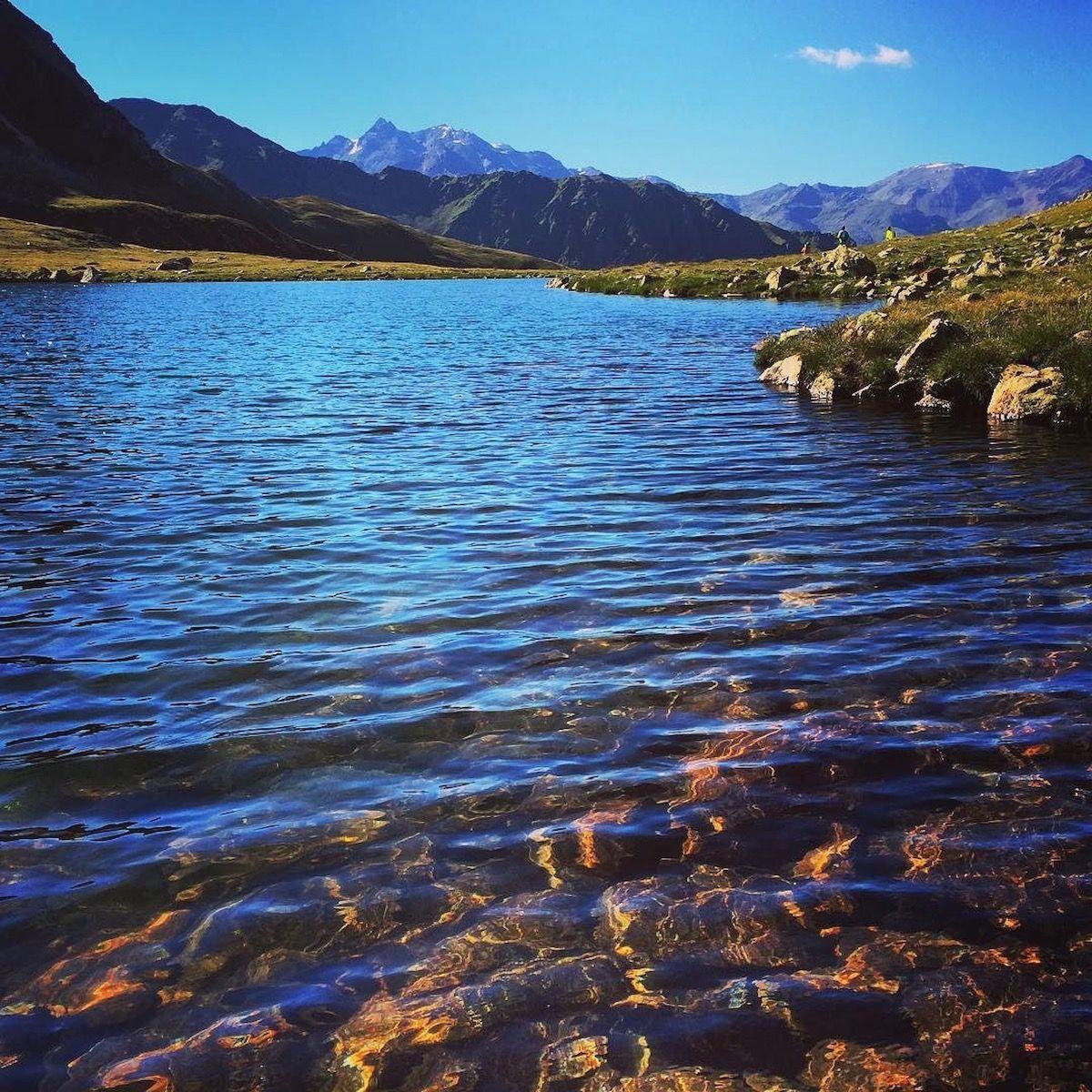laghi nelle maddalene-val di non-lago trenta