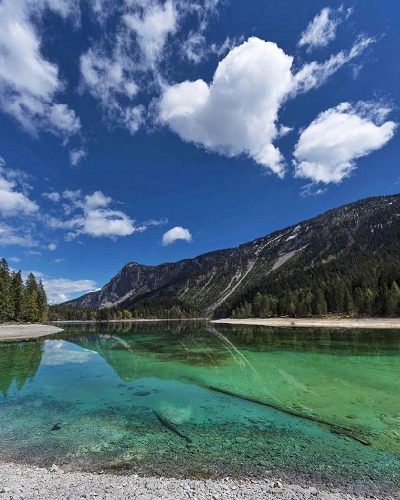 vacanza in Val di Non-lago di Tovel