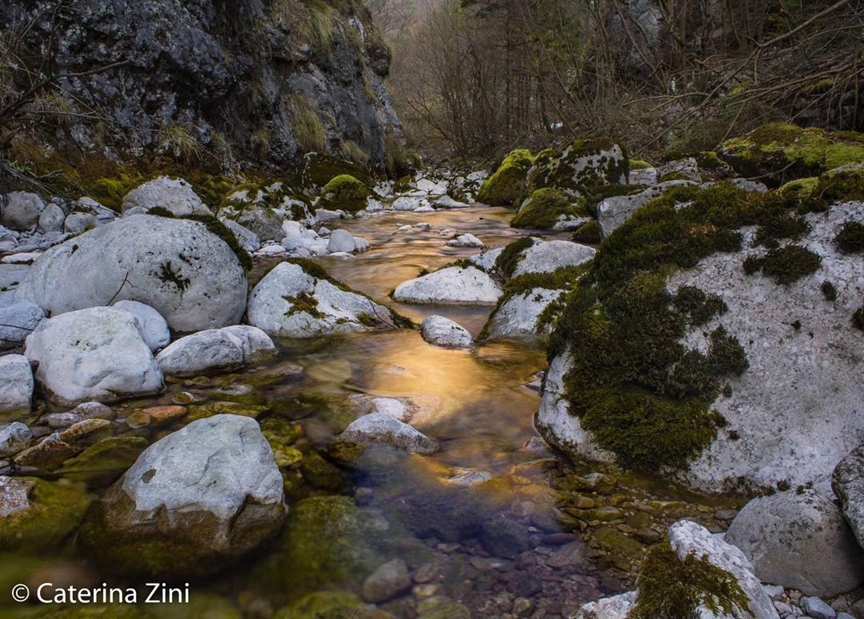 itinerari valle di Tovel-torrente Tresenica