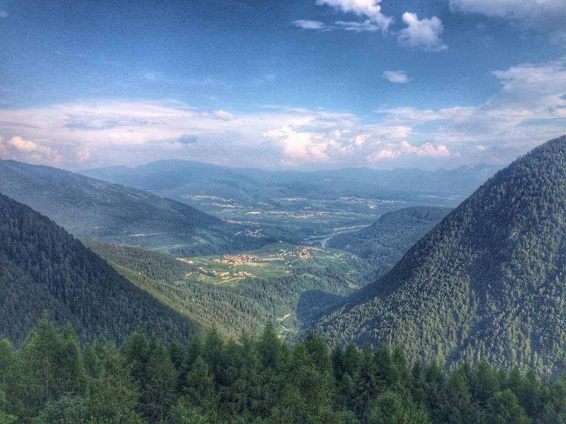 castello d altaguardia-vista panoramica