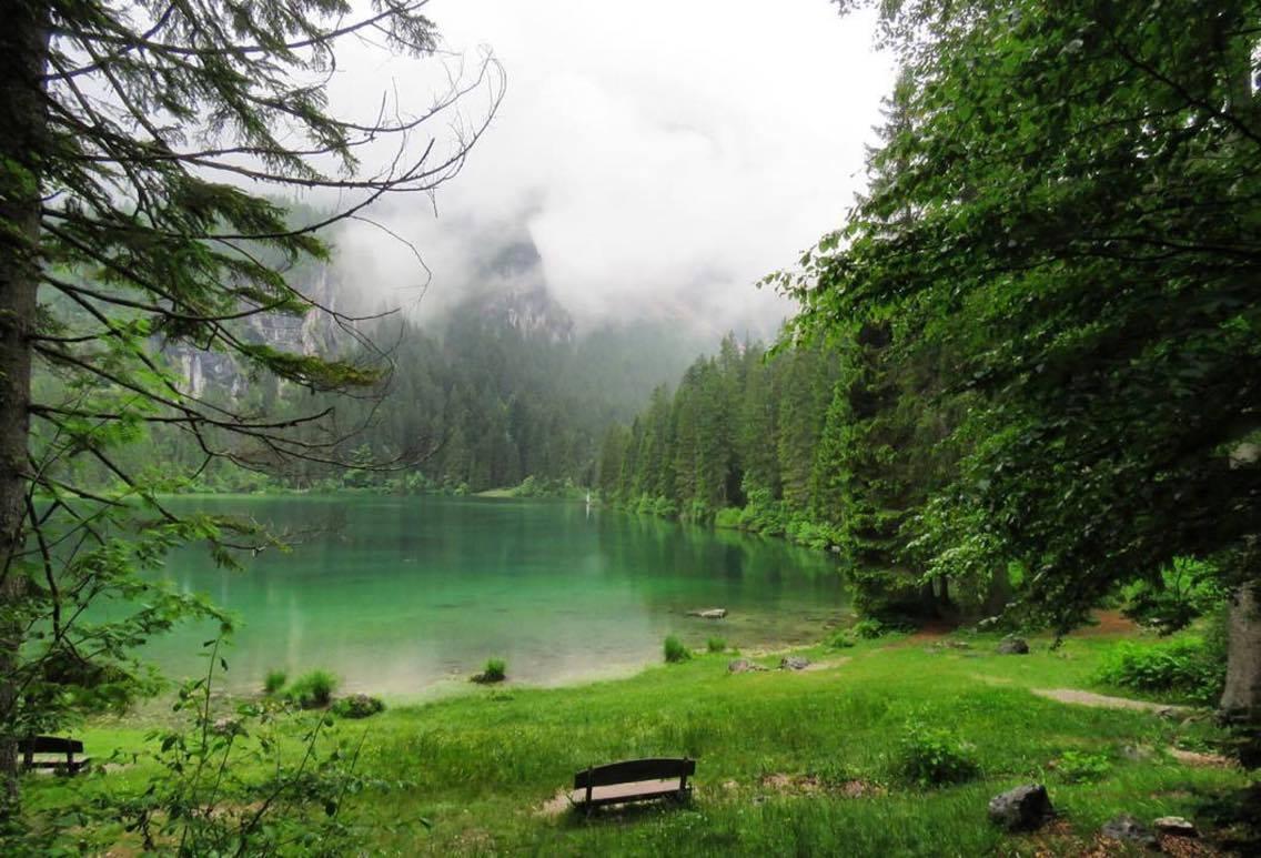posti in Val di Non -lago di Tovel-Anastasia Joris