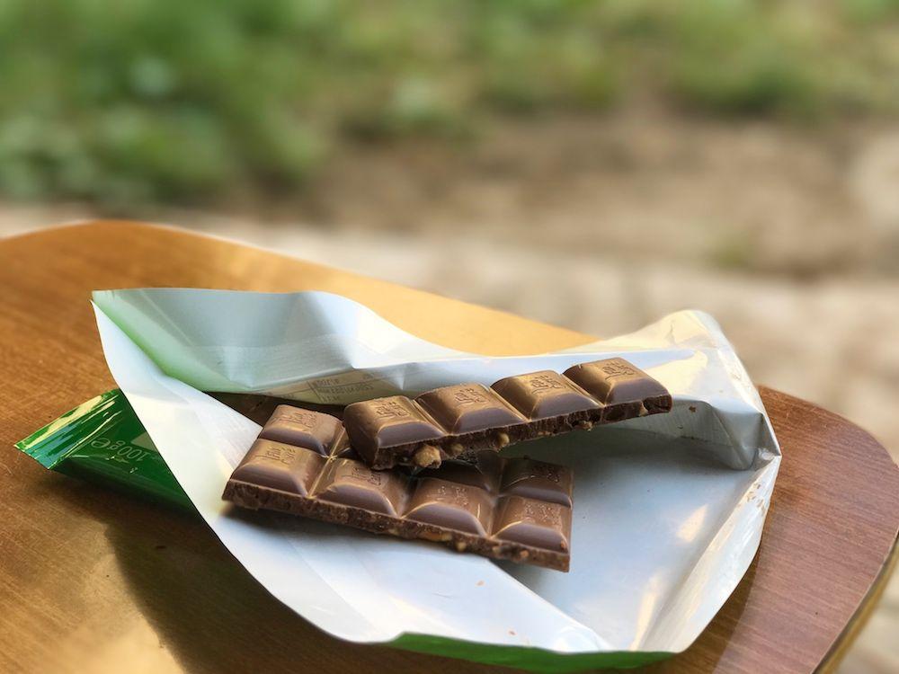 cioccolato in montagna