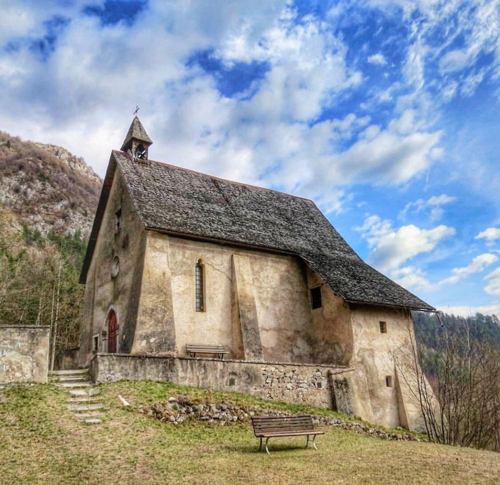 posti in Val di Non-santa emerenziana-Matteo mat65rav-i love val di non