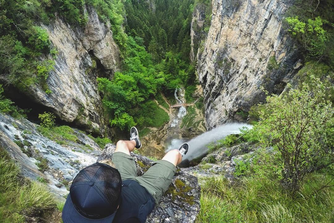 da fondo alla cascata di tre-luca giuliani