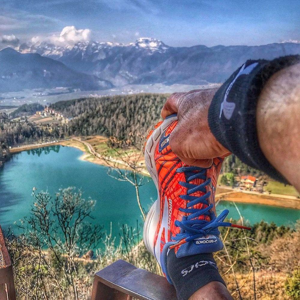 scarpa giusta trekking