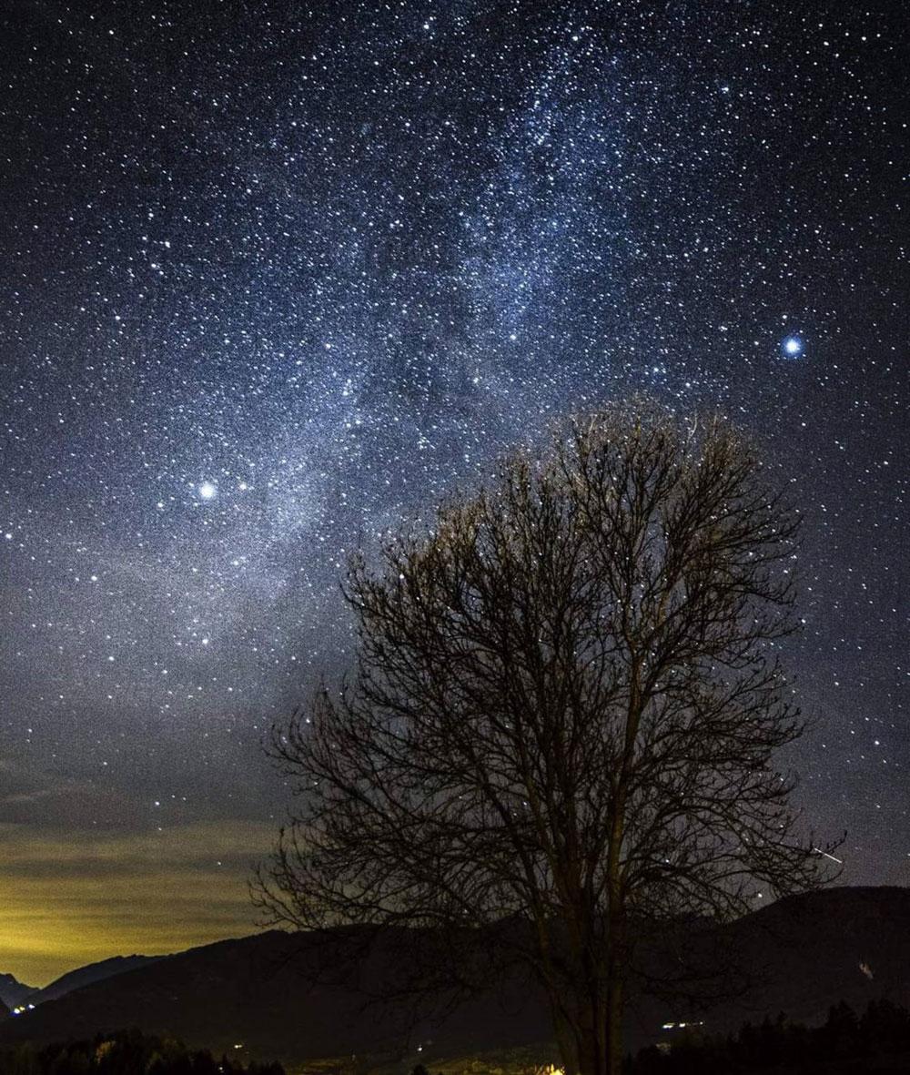 stelle-pradei-Ylenia-Abram guardare le stelle in val di non