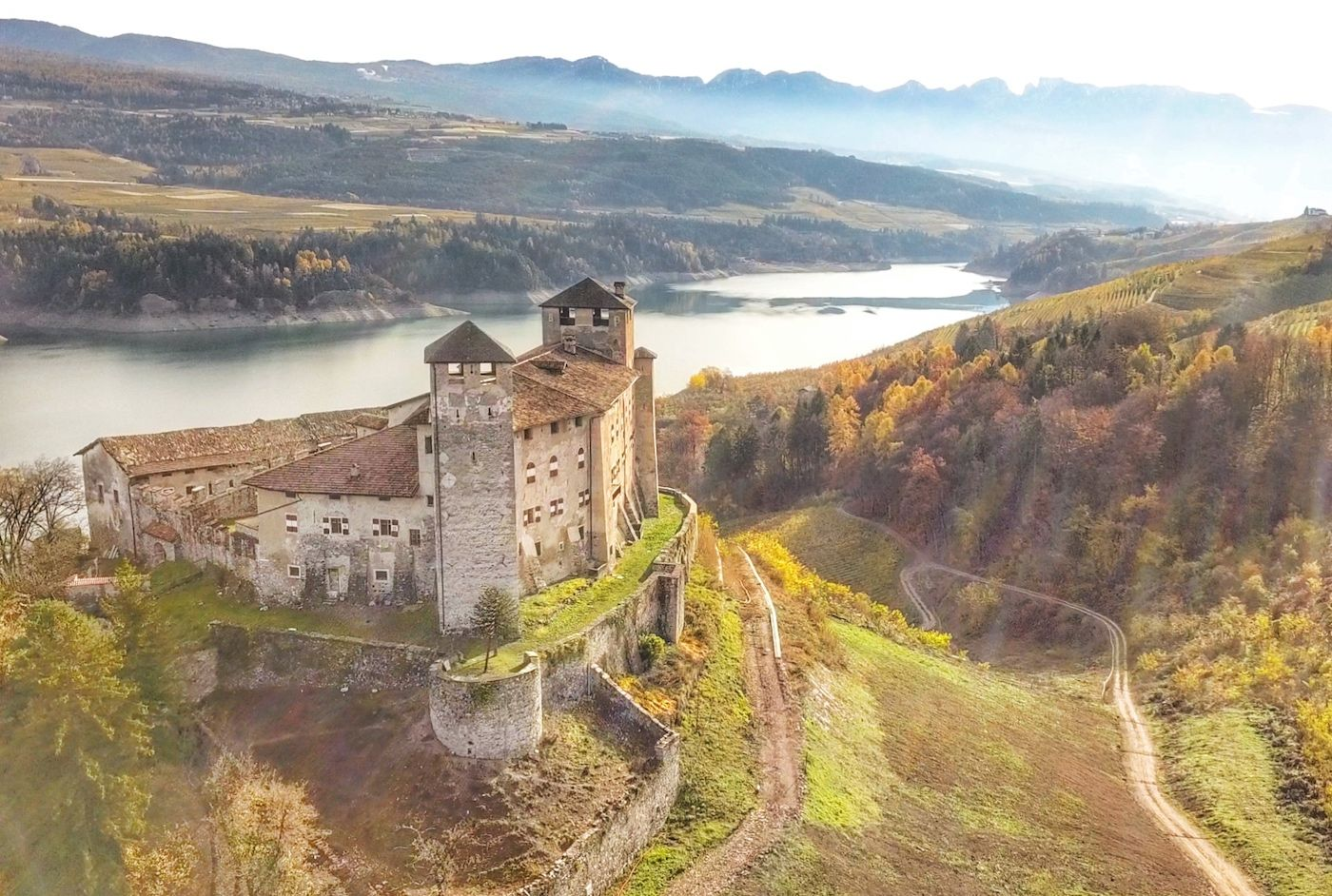 castel cles-autunno