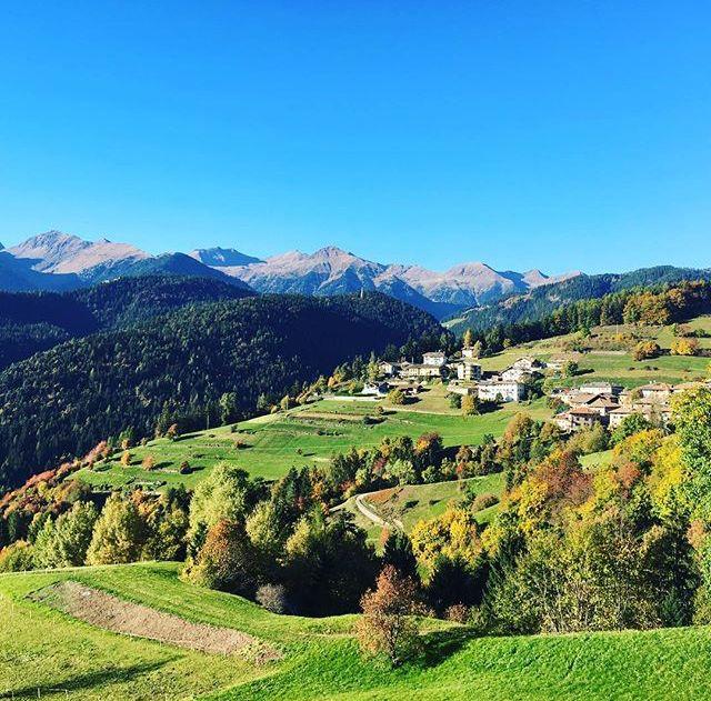 autunno in montagna-tregiovo