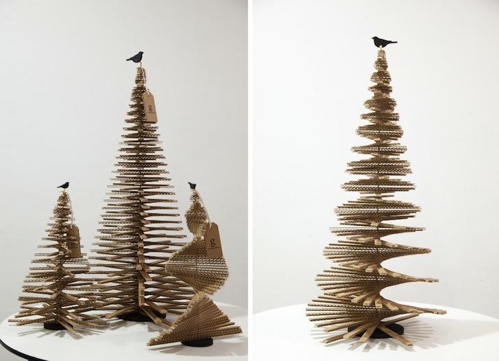 albero-di-natale-di cartone-giles-miller