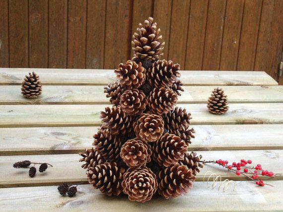 Alberi Di Natale In Legno Da Appendere : Semplici idee per un albero di natale originale e bellissimo