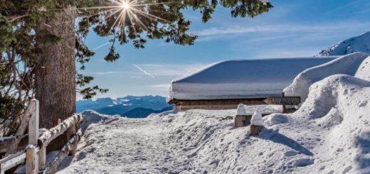 cosa fare in inverno in Val di Non