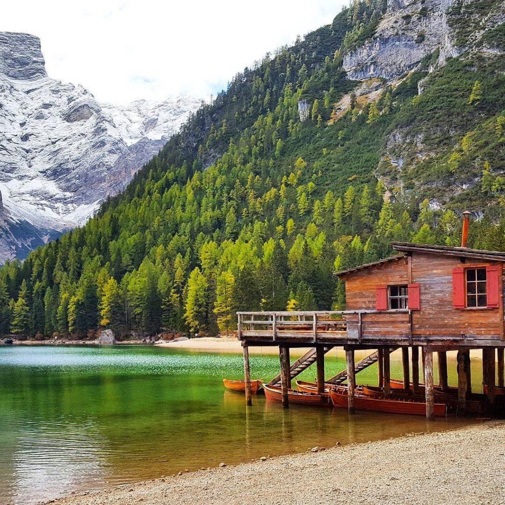lago di Braies-autunno