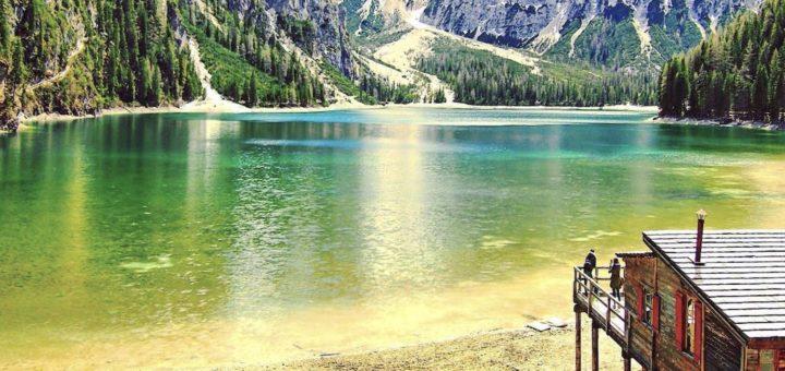 I 5 laghi del trentino alto adige pi amati su instagram for Disegni di laghi