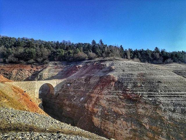 storia-val di non-lago di santa giustina-ponte sommerso-emiliano leonardelli