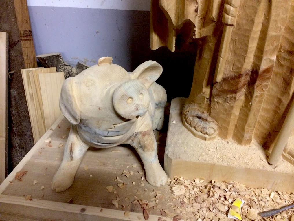 Datres Vito - scultore I Love Val di Non 2