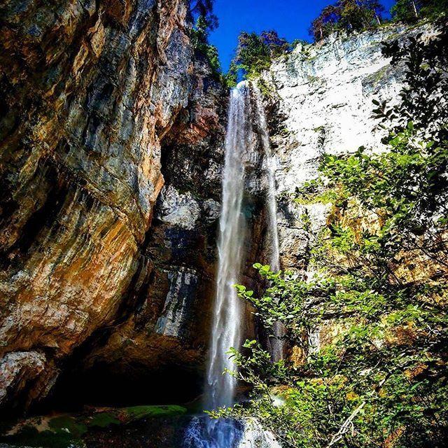 da fondo alla cascata di Tret-Franco Covi-i love val di non