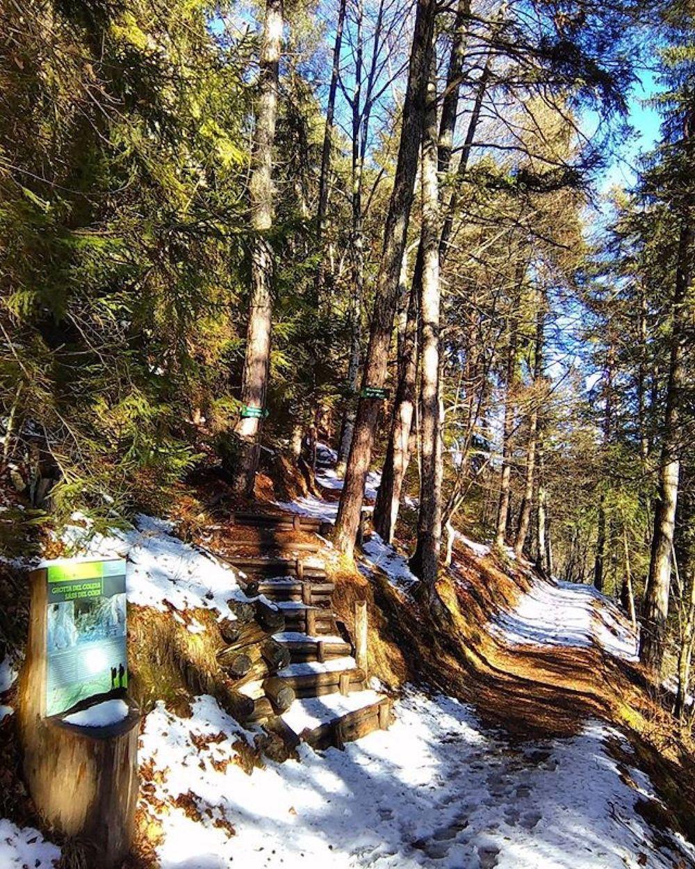 sentiero dria al fos-cavareno- mihaela iordache