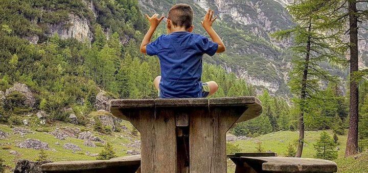 bambini in montagna-marco formolo-i love val di non