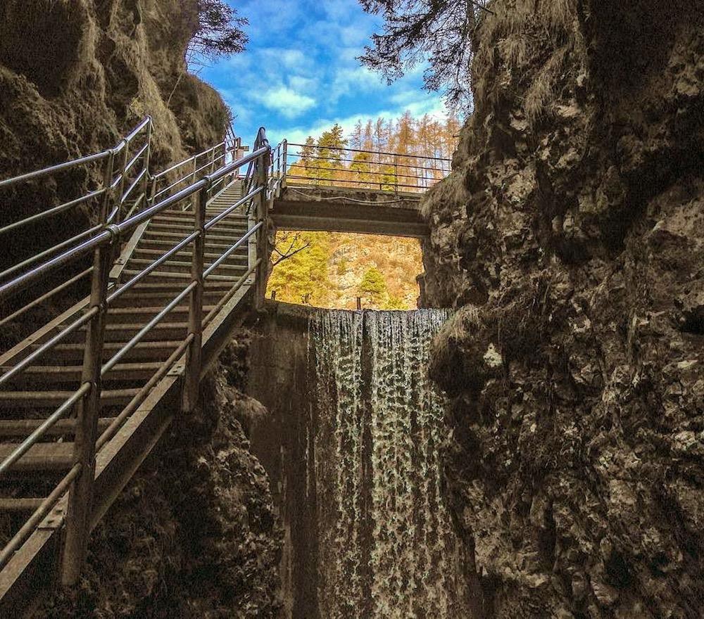 cascata lago smeraldo fondo-assia franceschini-i love val di non